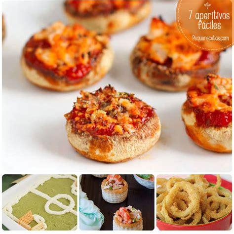 recetas de fiesta 7 recetas de aperitivos 161 ricos y f 225 ciles pequerecetas