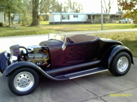 1929 Ford Roadster by 1929 Ford Model A Roadster Streetrod Classic Ford Model