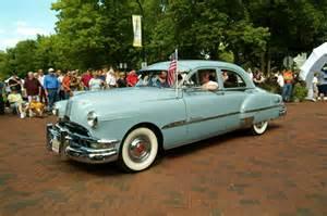 51 Pontiac Chieftain Pontiac Chieftain Deluxe 1951