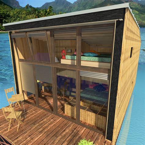 floating house plans floating house plans