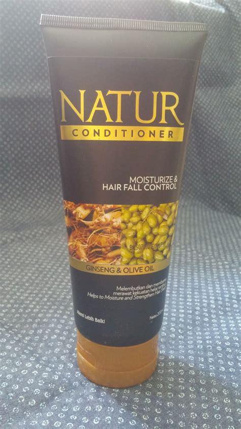 Conditioner Natur Ginseng natur hair conditioner with olive ginseng extract