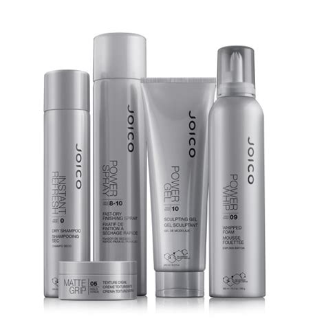 Hair Style Products by Joico Hair Care Style Color