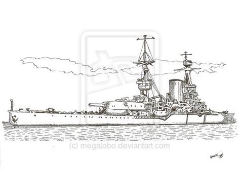 battleship by megalobo on deviantart