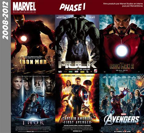 film disney marvel disney et marvel en phase avec le marvel cinematic universe