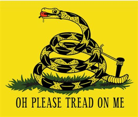 Dont Tread On Memes - bdsm makes anything interesting gadsden flag don t tread on me know your meme