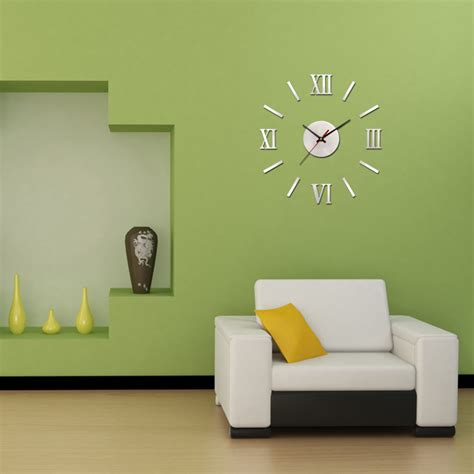 unique modern wall clocks ideas  minimalist room