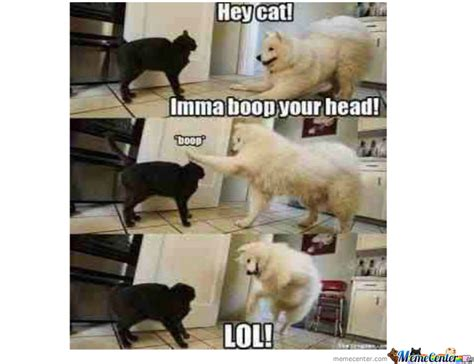 Boop Meme - imma boop you by danishburger meme center