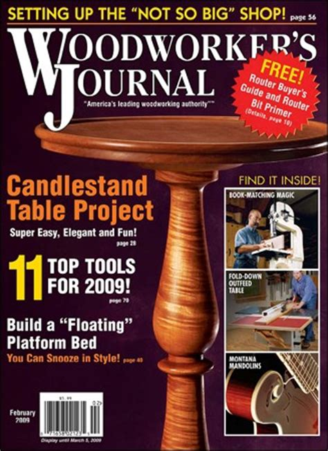 woodworkers journal wood work woodworkers journal plans pdf plans