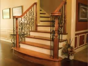 Design Ideas For Indoor Stair Railing Inside Railings Pictures Wrought Iron Stair Railings Indoor Stair Railing Installation