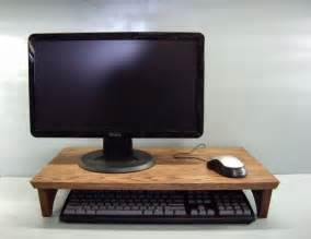 monitor stand lcd stand made to order desk riser index