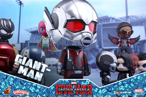 Figure Cosb Aby Cosb 253 Captain America Civil War Black Panther toys cosb279 captain america civil war ant miniature ant cosbaby s