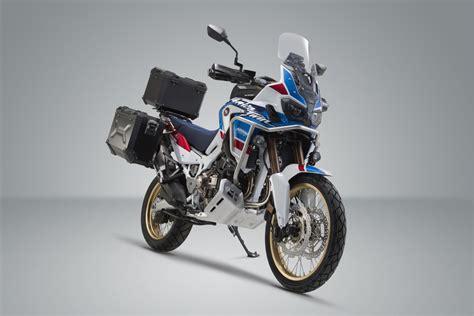 Sport Adventure Motorrad by Sw Motech Zubeh 246 R F 252 R Die Honda Africa Twin Adventure Sports