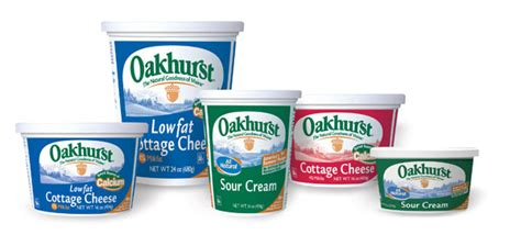oakhurst dairy sour cottage cheese
