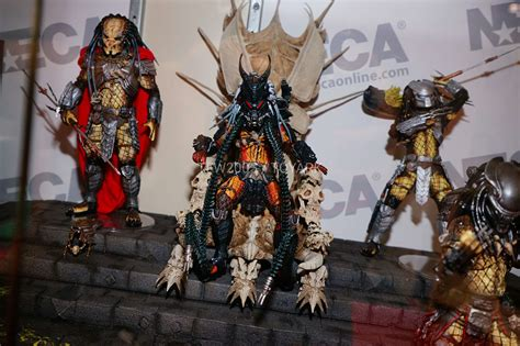 Neca Predators Series 17 Set Of 3 nycc 2016 what was new the toyark news
