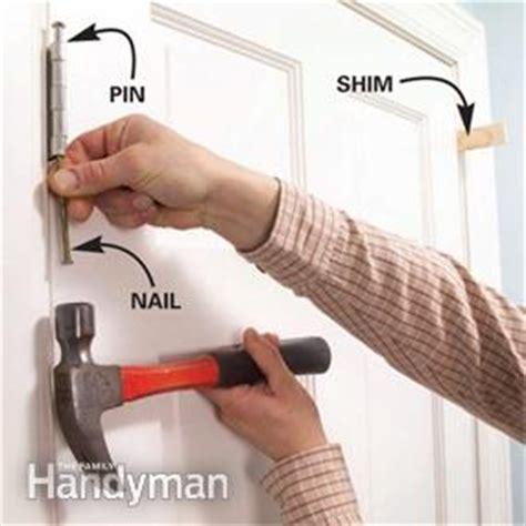 how do i stop a door from swinging open how to stop a door from swinging open family handyman