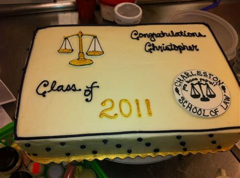 themes law school karachi law school graduation cake design requested by a