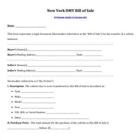 bill of sale dmv 15 sle dmv bill of sale forms sle forms