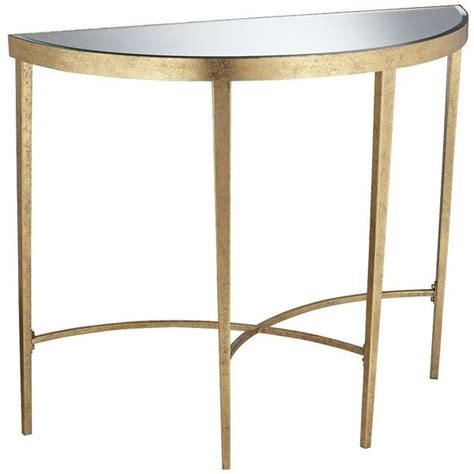 Half Circle Accent Table 17 Best Ideas About Half Moon Console Table On Foyer Ideas Console Tables And Wall Trim