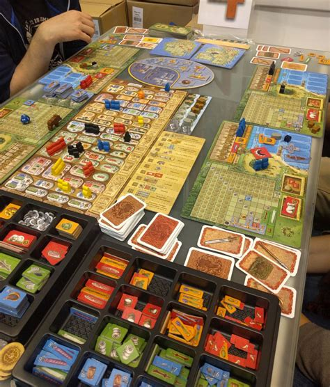 www games essen 2016 best board games from the biggest board game