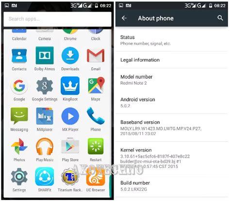 Custom Xiaomi Redmi Note 3 Bahan Softcase Clear Owl Kd 165 custom rom aosp 5 0 2 xiaomi redmi note 2 apk rom