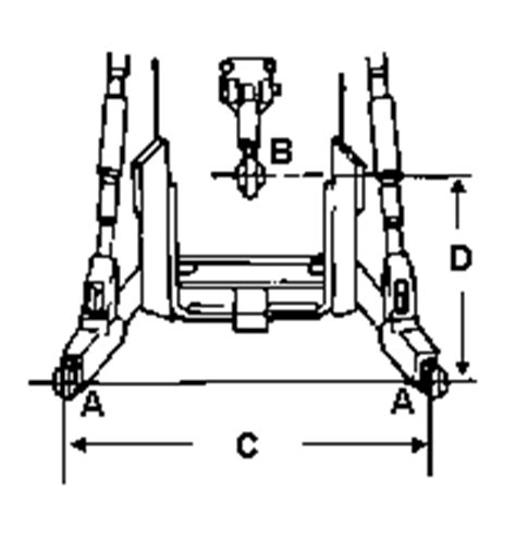 3 point hitch dimensions diagram 3 point hitch category 0