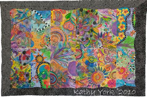 quilts by kathy york june 2010