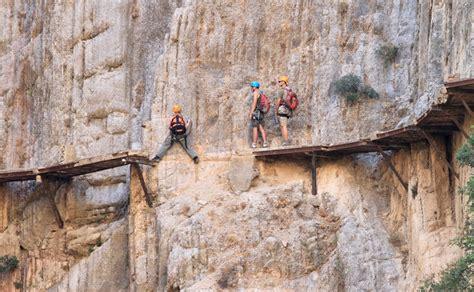 el cerrajero del rey forget bungee jumping this insane trek takes adventure to next level