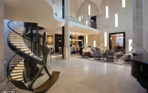 home gym design uk a temple to modern interior design former knightsbridge church converted into 163 50m luxury home