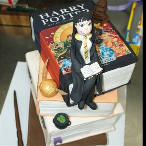 21st birthday harry potter cake the magical