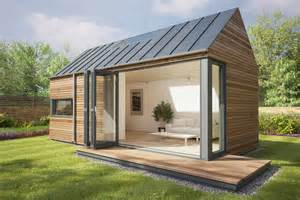 Furniture For A Small Space - pod space modular garden offices and studios homeli