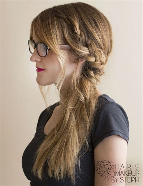 pretty hairstyles using braids 30 pretty braided hairstyles for all occasions pretty