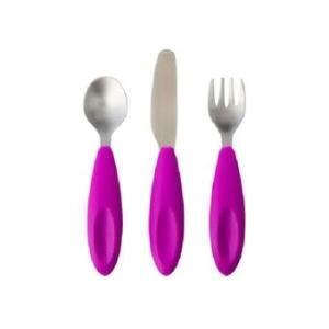 Dijamin Ikea Kalas Cutlery 6 Sendok 6 Garpu 6 Pisau sarung pisau