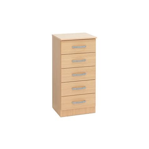 Slim Dresser by Slim Chest Of 5 Drawers Cheap Home Furniture