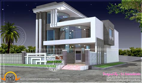 stylish house plans home design plan kerala floor information isometric small