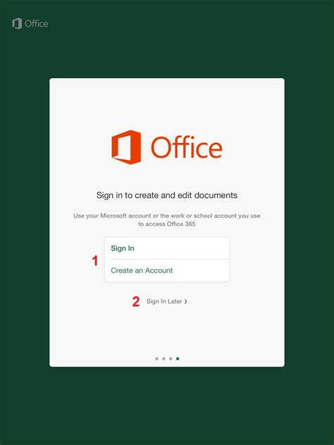 Office 365 Number The Microsoft Office 365 Apps For Iphone Or
