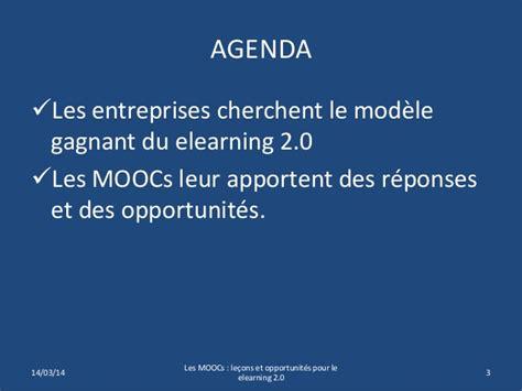 Mba E Learning Uk by Mbamci Mooc Et Elearning 14032014