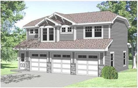 three car garage with apartment home ideas