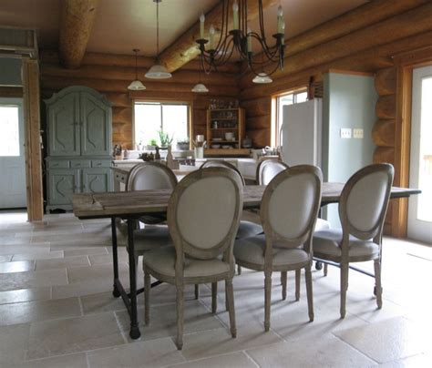Kitchen Recessed Lighting Ideas 8 Features Every Log Home Should Have Incredible Kitchen