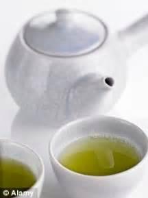 Sugar Detox Dizzy by Health Findings Gargling Green Tea Can Fight Flu