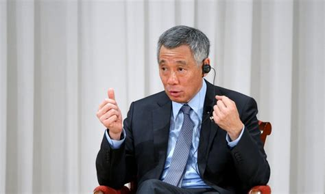singapore pm lee hsien loong shares grief after death of barraged by allegations lee vows transparency asia times