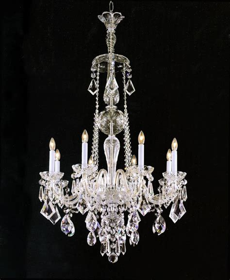 kronleuchter glas kristall pin by marcy whittaker on chandelier obsession