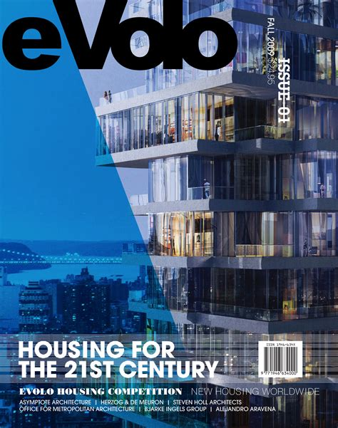 Architectural Designs Magazine | magazine evolo architecture magazine