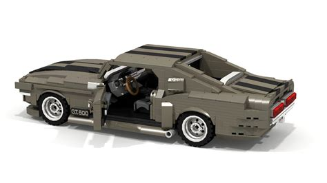 1967 ford mustang shelby gt500 fastback lego ideas 1967 ford mustang shelby gt500 fastback ealanor
