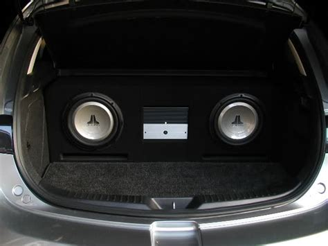 mazda 3 audio system after market sound system subs 2004 to 2016 mazda 3