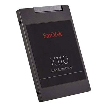 Ssd Sandisk X110 sandisk x110 enterprise class 256gb ssd sata 3 ln55597 sd6sb1m 256g 1022i scan uk