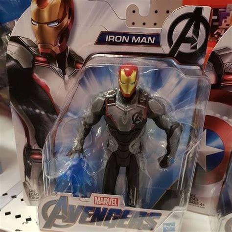 avengers endgame toy leak reveals captain marvel