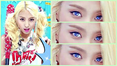 tutorial makeup hyorin bora 윤보라 sistar 씨스타 shake it makeup tutorial youtube