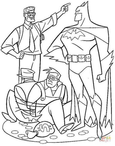 Batman Coloring Pages   Bestofcoloring.com