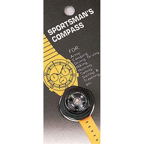 Kompas Army Adventure kompasy orientace kompasy buzoly kompas mini na hodinky plastov 253 armyshop cz