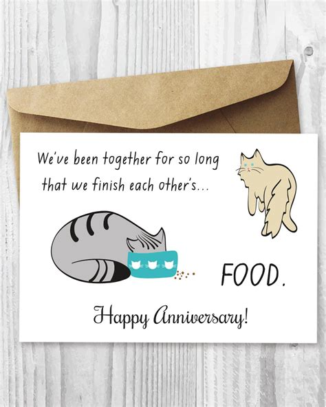printable anniversary card ideas happy anniversary card printable funny anniversary card
